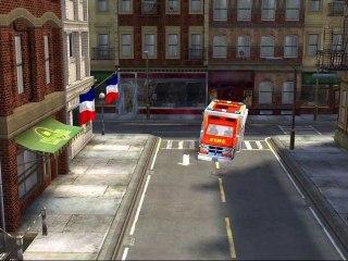 playmobil pompiers (pub parodie the movies)