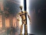 Robot espagnol Cité des Sciences Expo Science Fiction