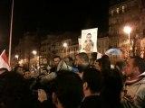 Discours d'un Egyptien de retour du Caire - Moubarak dégage!
