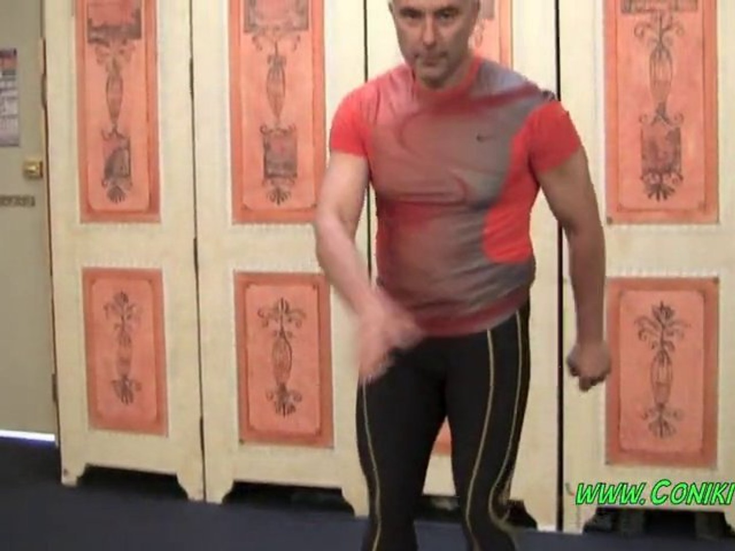 3 MIN (24) EXPRESS DAILY WORKOUT TODAY'S FITNESS ROUTINE