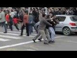 Ghonim (Google Egypte) brutalement arrêté police égyptienne