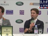 Conférence de presse - Rolex FEI World Cup