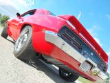 """1969 Pontiac Firebird """"Routy"""" Is Finished!  Video V8TV"""