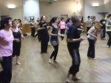 Cours de danse africaine 03/02/2011