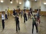 2ème Cours de danse africaine 03/02/2011