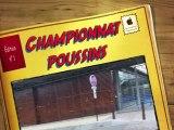 Championnat individuel de gymnastique à Puteaux.