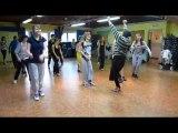 Stage de danse funk et hip-hop à Saint-Lô