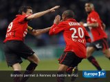 ZAP FOOT - Lille s'isole, Rennes revient