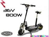 Trottinette Scooter électrique 36V 500