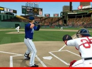Streaks Trailer de Major League Baseball 2K11