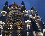 Beauvais : la façade de la cathédrale s'habille de lumière