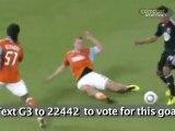 Major League Soccer Goal of the Week Nominee: Andy Najar