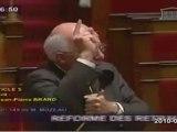 Jean-Pierre Brard Casse De L'Oligarque Et Donne Une Leçon