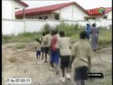 L'école de l'amitié Congo-Chine menacé par une érosion