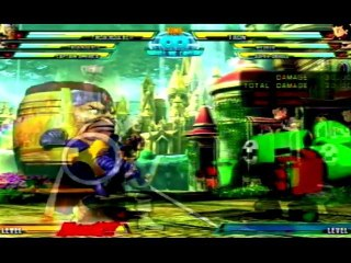 All MvC3 Taunts de Marvel Vs. Capcom 3 Fate of Two Worlds