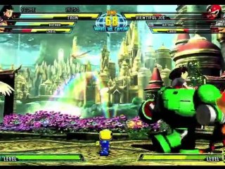 New gameplay footage de Marvel Vs. Capcom 3 Fate of Two Worlds