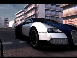 Bugatti de Test Drive Unlimited 2