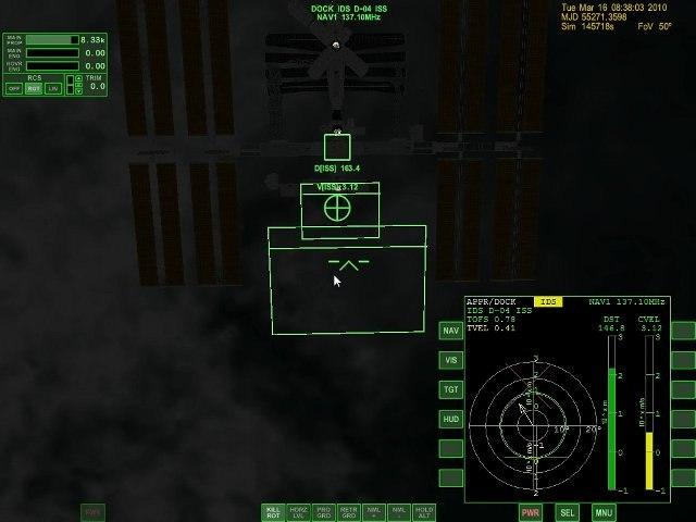 [Tutoriel Orbiter] De la Terre à l'ISS