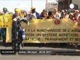 Forum social mondial à Dakar - no comment