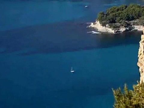 Provence-Alpes-Côte d'Azur - Les calanques