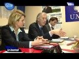 Cantonales : l'UMP fait le plein d'optimisme (Cergy)