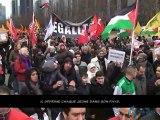 Extrait vi:Les voix se lèvent en soutien au peuple Egyptien.