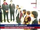 Japonya Türk Okulları Türk Şarkıları