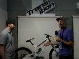 Folge 47 - Eurobike 2009 - Kevin Menard Transition Bikes 2010