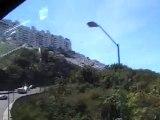 Cliffside hotel, Acapulco bay Mexico