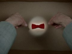 The Pee Wee Herman Show on Broadway Bowties Tease