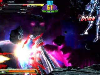Galactus de Marvel Vs. Capcom 3 Fate of Two Worlds