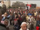 Egyptians stage another huge anti-Mubarak protest