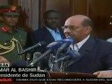 Omar Al Bashir acepta resultados de referendo separatista en Sudán