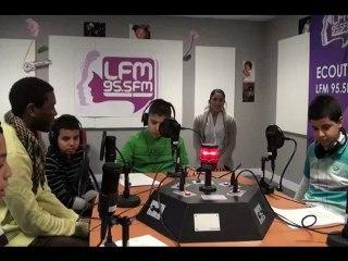 Les Apprentis-Journalistes de LFM, rétrospective 2010