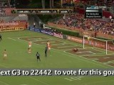 Major League Soccer Goal of the Week: Geovanni