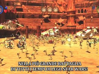 LEGO Star Wars III: The Clone Wars - Pre-launch Trailer