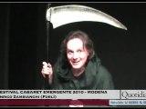 Festival cabaret emergente 2010 (Modena) - Enrico Zambianchi (Forlì)