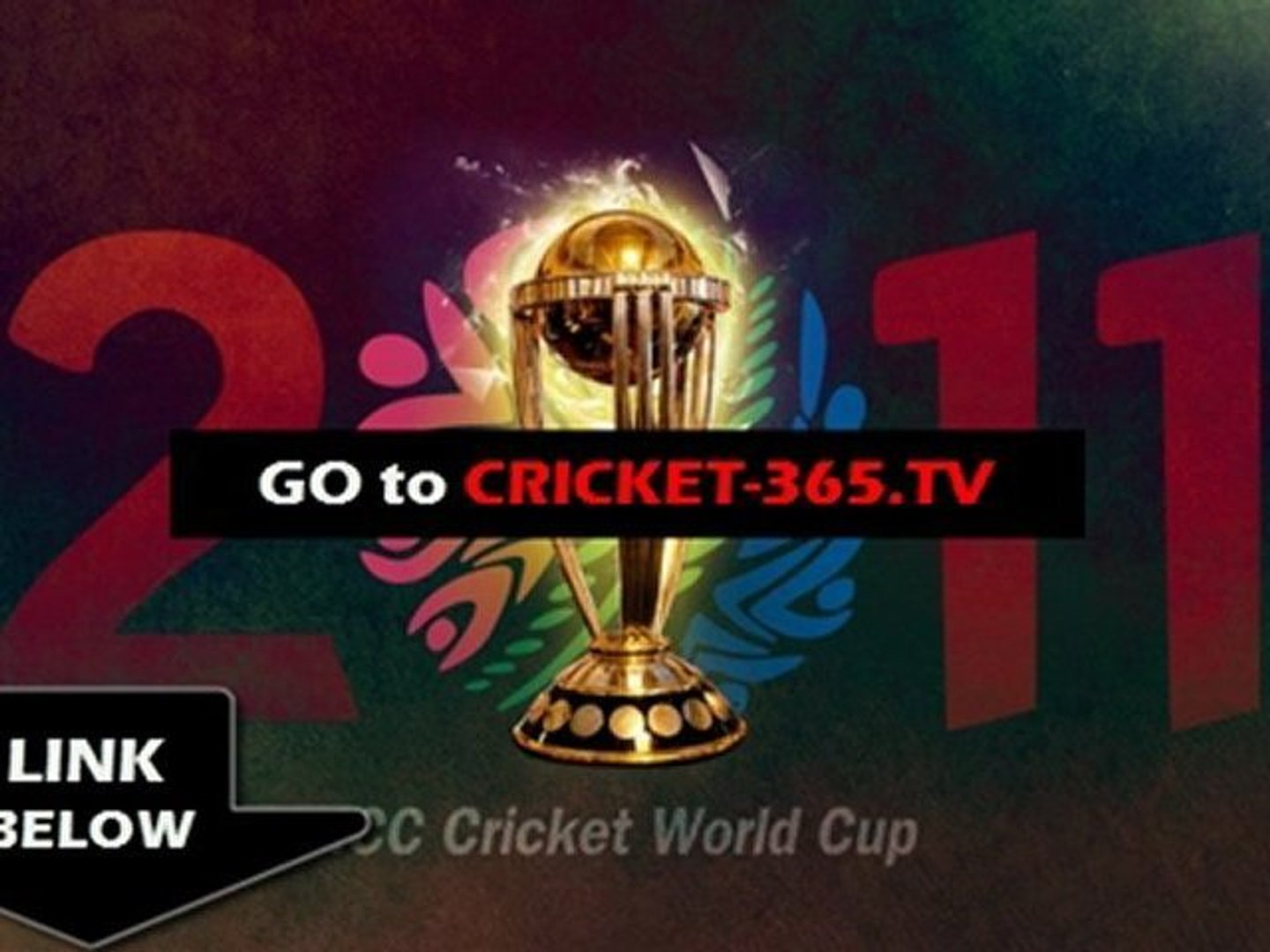 Cricket World Cup 2011 Warm Up Matches Live Stream