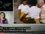 Marcha en la normalidad la conexión del cable submarino Venezuela - Cuba