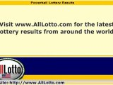 Powerball Lottery Drawing Results for Feb. 9, 2011