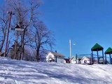 LIne Skis - Allen Lam - wacky grinds, smooth jumps and good times.