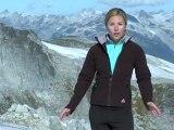 First Ascent Point Success Jacket Featuring Melissa Arnot