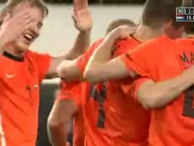 Holland 3-1 Austria