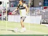 Nani Manchester United -Pre-season Interval Training