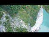 Wingsuit BASE jumping in Switzerland