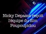 POUPOUPIDOU projection privée avec Nicky Depasse