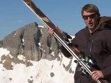 Solomon Sentinel - resort and backcountry ski