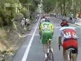 Volta a Portugal 2010 - Stage 2 - Final kilometers climb Sra. Assunçao (reup)