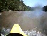 All aboard ( Kayak/White Water Rafting )