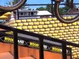 Haro BMX, Bikes Demo at Camp Woodward